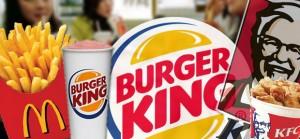 Бургер Кинг и KFC