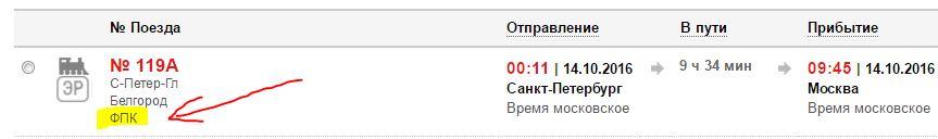 ФПК-РЖД покупка билета