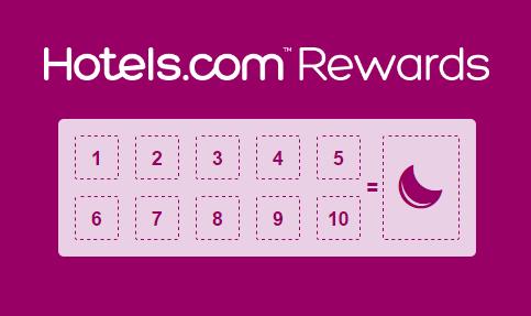 Бесплатная ночь от Hotels.com, бонусы