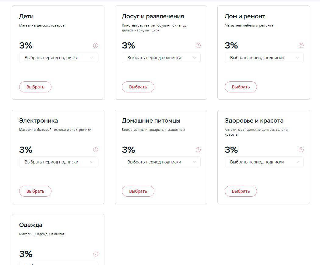 """Кэшбэк по карте """"Польза"""", банк """"Хоум Кредит"""""""
